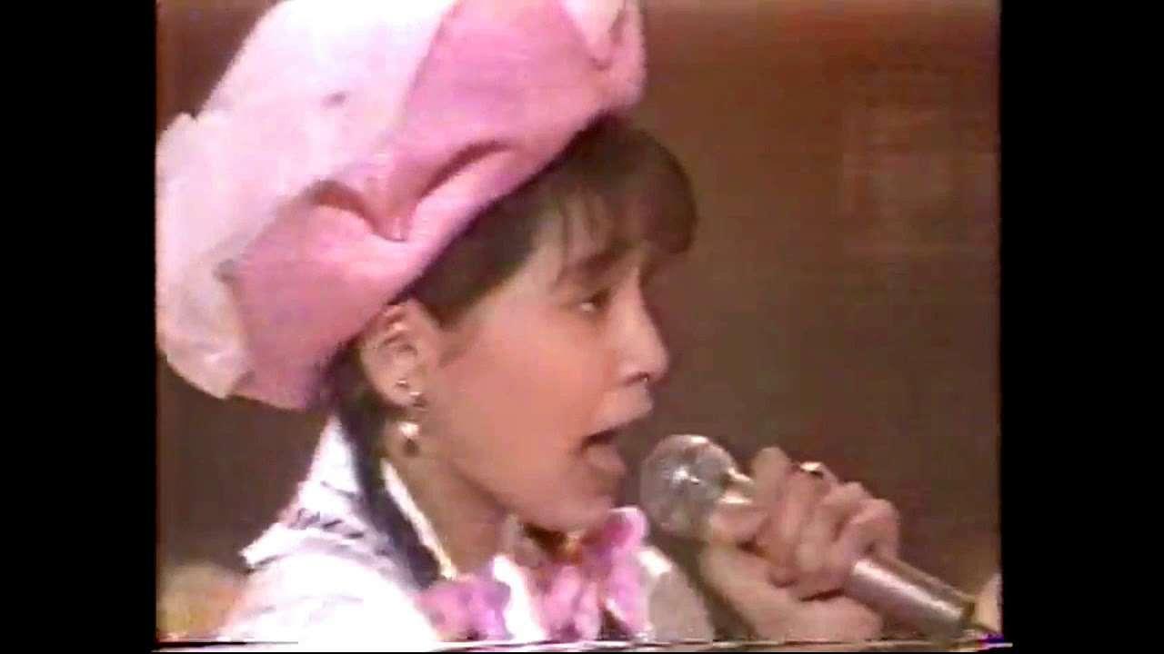 伊藤智恵理 夢かもしれない 1988  color - YouTube