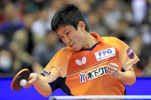 卓球協会、張本を注意 1月の試合後に水谷と握手せず (朝日新聞デジタル) - Yahoo!ニュース
