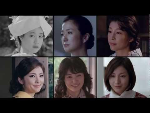 FLOWERS (仲間由紀恵+竹內結子+鈴木京香+蒼井優+田中麗奈) - YouTube
