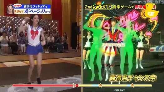 メドベージェフ vS AKB48 ダンス対決!! - Dailymotion動画