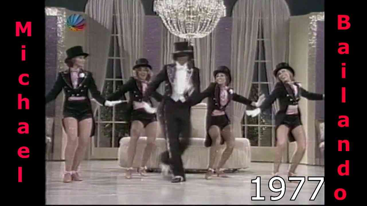 Michael Jackson bailando (1969-2009) - YouTube