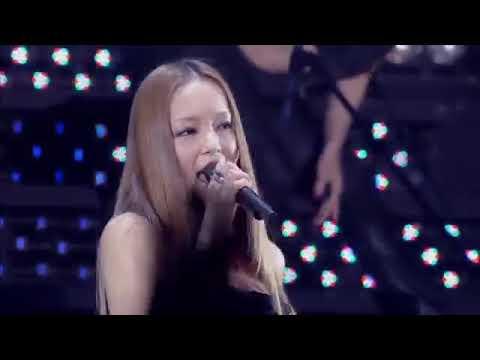 DOUBLE x 安室奈美恵 BLACK DIAMOND (2008 DOUBLE BEST LIVE We R&B) - YouTube