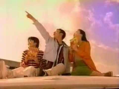 [CM] 中谷美紀 明治アメリカンチップス03 お約束篇 1995 - YouTube