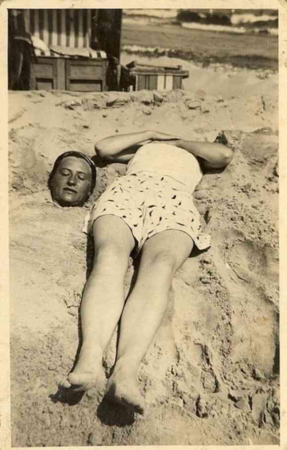 フォトショのない時代のホラーな写真は先人の知恵と工夫とブラックユーモアで支えられていた