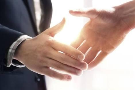 握手の自然な回避法