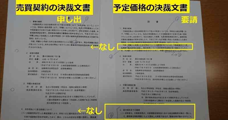【森友文書書き換え疑惑】朝日新聞、違う書類を見て「書き換え」と騒いでいた可能性 | netgeek