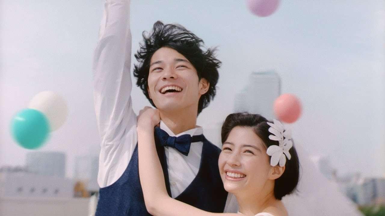 ゼクシィCM「私は、あなたと結婚したいのです」風船篇 - YouTube