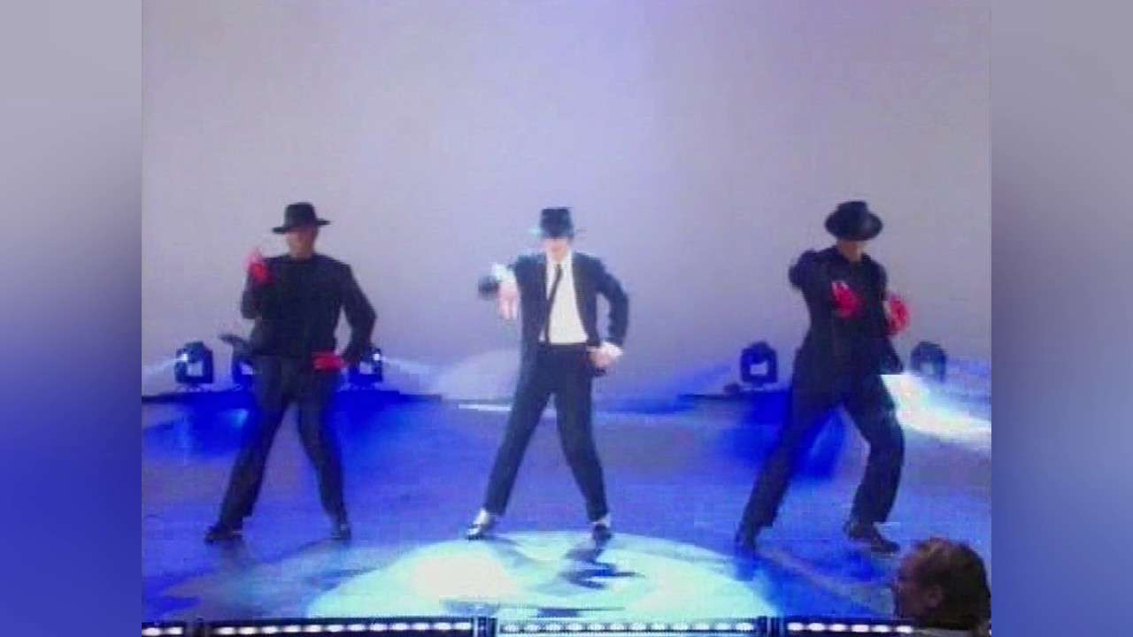 Michael Jackson - Dangerous (Wetten, dass..? Performance) (Remastered) - YouTube