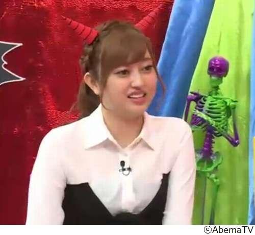 """菊地亜美""""妊娠""""質問に鬼ギレ「もともと腹出てる」   Narinari.com"""