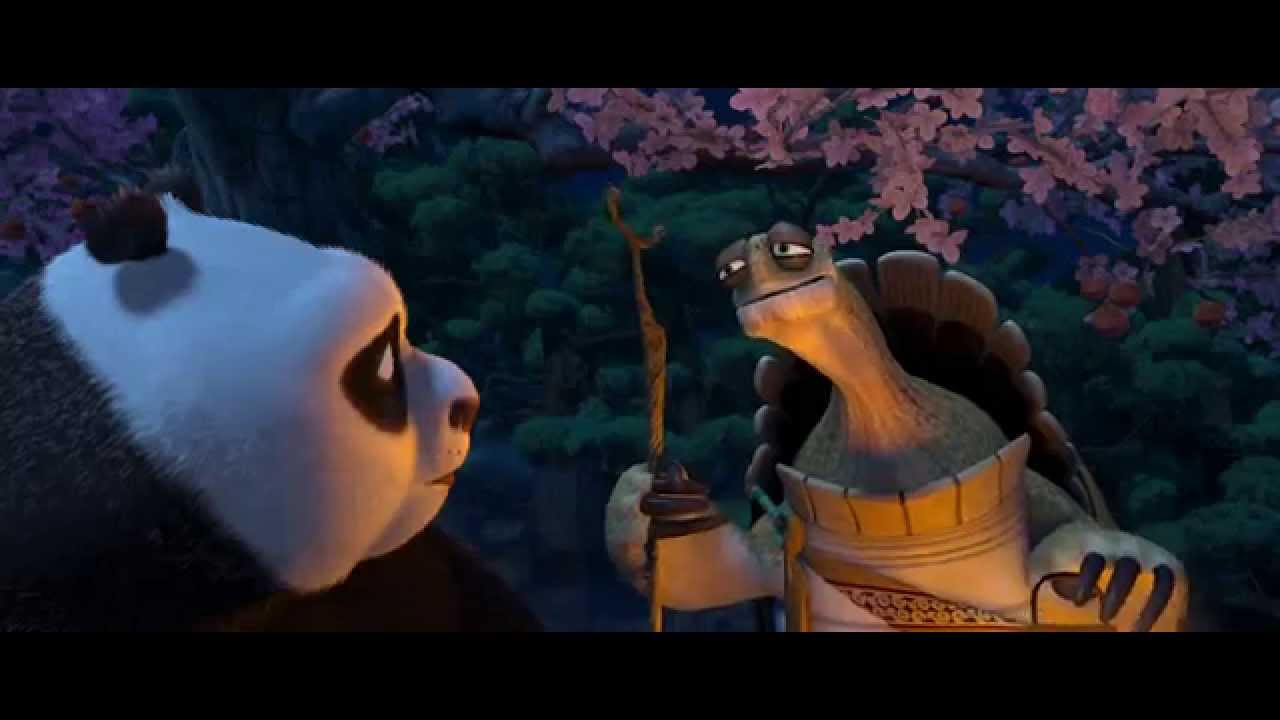 Yesterday is History, Tomorrow a Mystery  Kung Fu Panda 2  Quote - YouTube