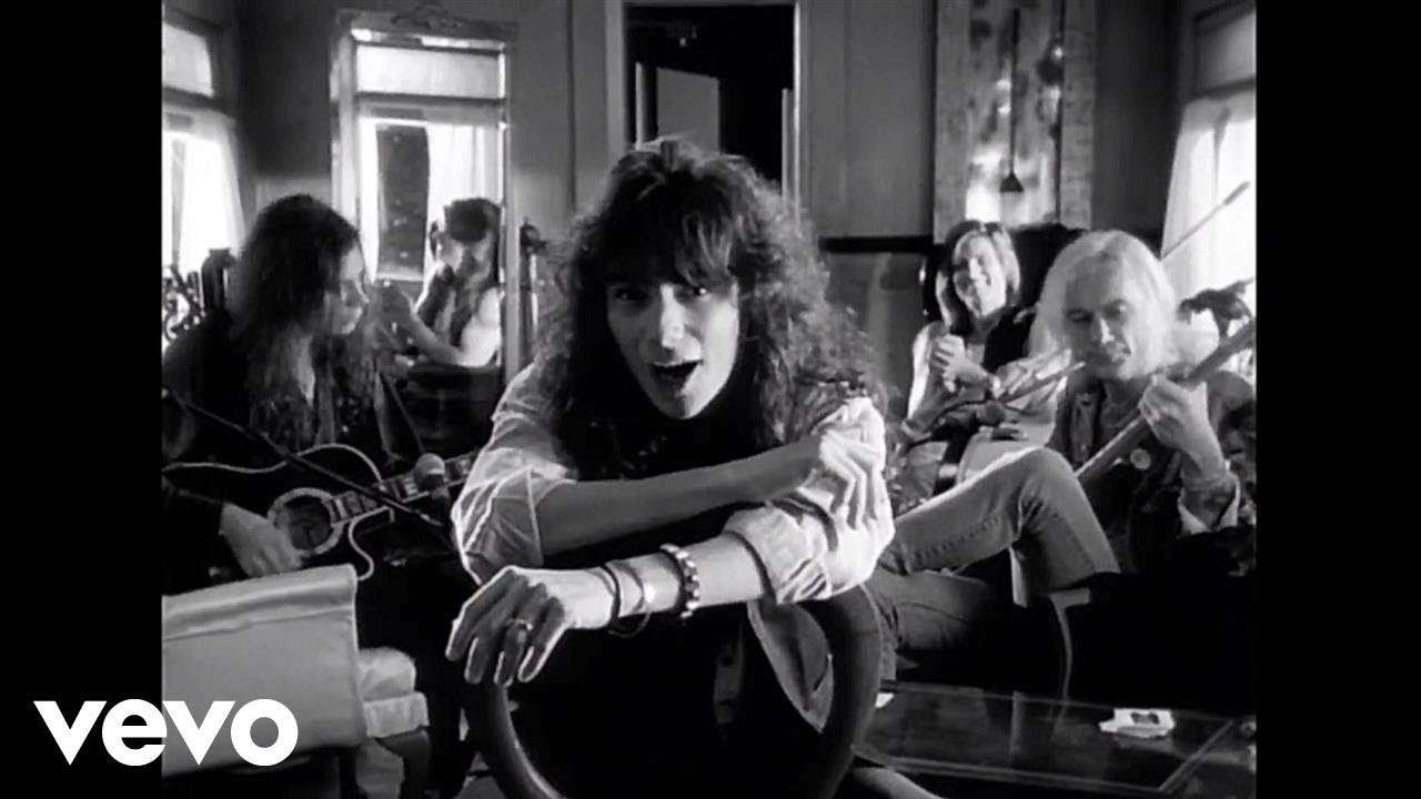 Mr. Big - To Be With You (MV) - YouTube