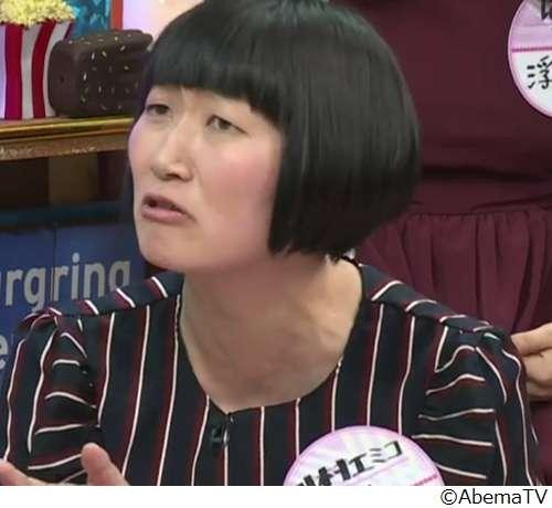 たんぽぽ川村エミコは「10日すると抱きたくなる身体」