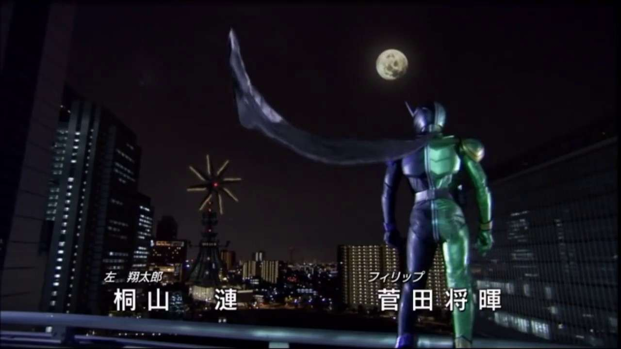 Kamen Rider W [op] - YouTube