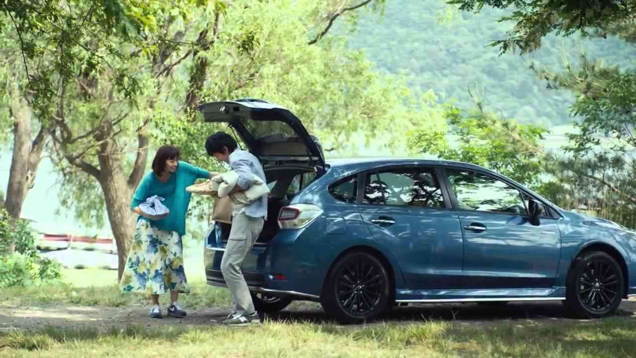2015 Subaru Impreza Sport Hybrid CM Japan 10 (スバルインプレッサスポーツハイブリッド) - YouTube