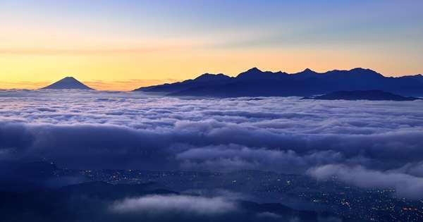 一度は見てみたい、日本国内の「雲海」スポット9選 | 楽天トラベル