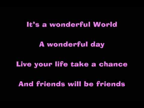 ETERNITY∞ - Wonderful World - YouTube