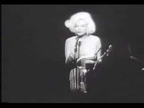 Marilyn Monroe - Happy Birthday Mr. President - YouTube
