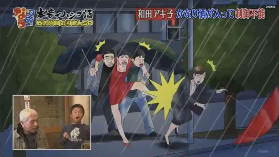 変装もバレバレ 周囲の客が恐れる和田アキ子のパチンコ姿