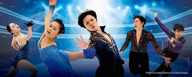 【実況・感想】世界フィギュアスケート選手権2018 エキシビション
