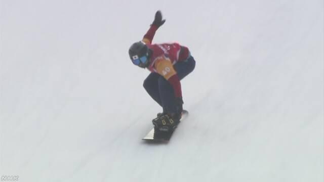 成田緑夢が銅メダル パラリンピック 男子スノーボードクロス