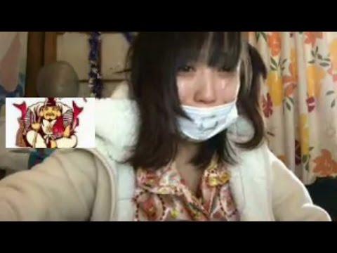 【神回】喧嘩凸者に図星を突かれまくり、何も言い返せず号泣しながら自ら配信を切る20歳メンヘラニートの女 - YouTube