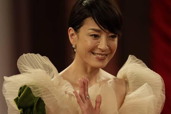 宮沢りえが結婚を決めた愛娘の言葉 森田剛のことを「パパ」 - ライブドアニュース