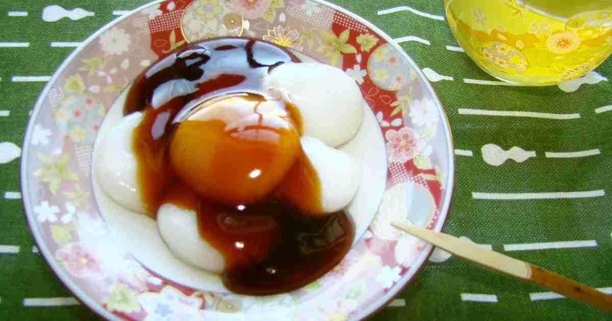 とろーり♬おいしいみたらし団子 by マリー☆☆ 【クックパッド】 簡単おいしいみんなのレシピが285万品