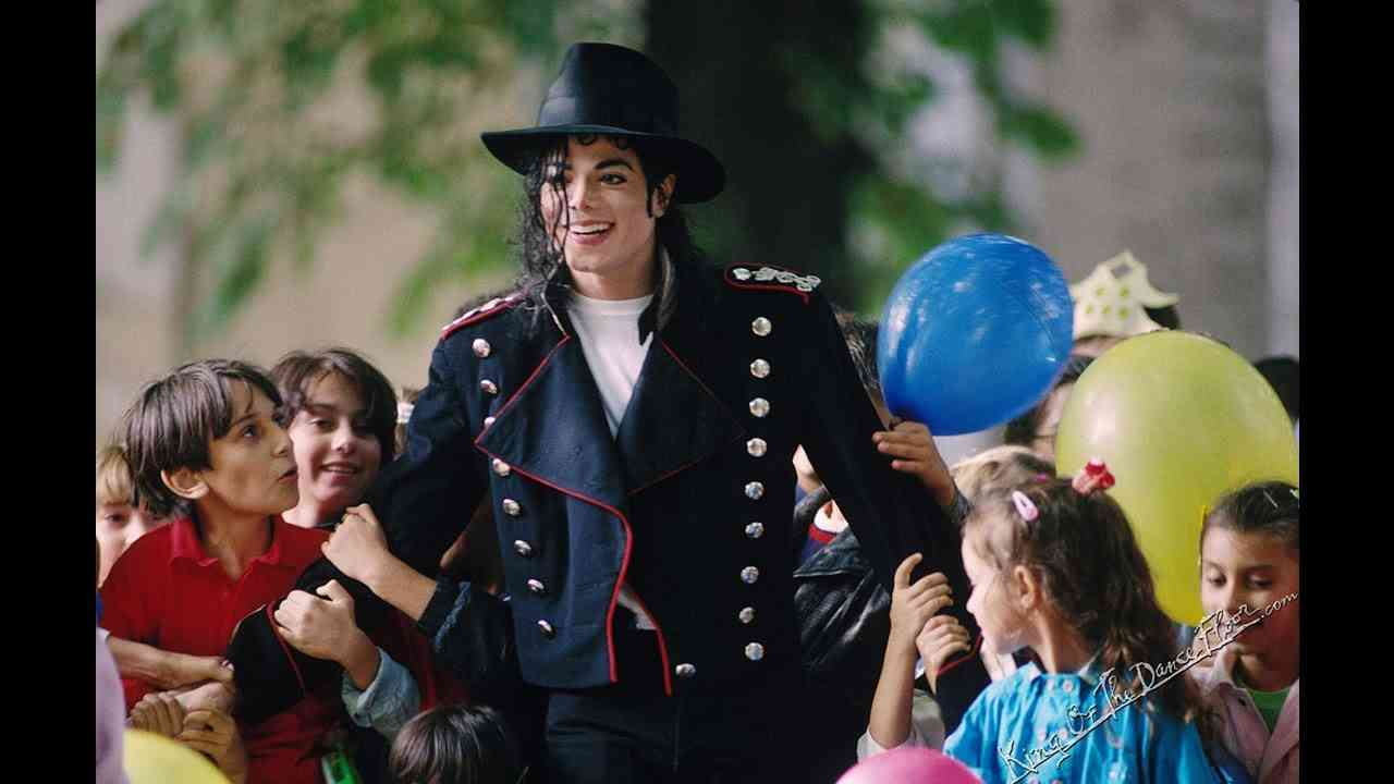 Michael Jackson the purest soul in the world - YouTube