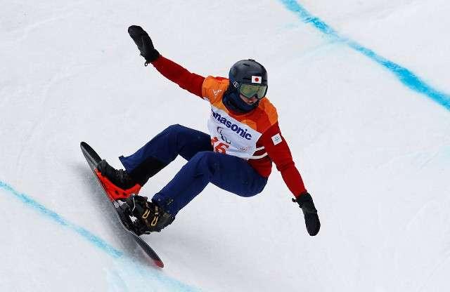 スノボ成田緑夢、金メダル!パラリンピック初出場で今大会2つ目メダル獲得 : スポーツ報知