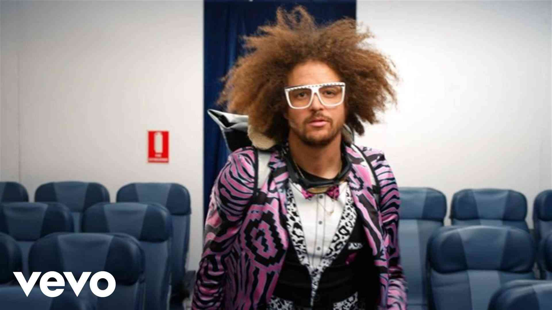 Redfoo - Let's Get Ridiculous - YouTube