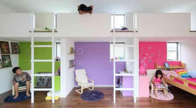 家を建てる時の子供部屋について