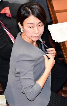 山尾志桜里議員のダブル不倫疑惑、法廷へ…訴訟を起こしたのはなんと夫の債権者 (サンケイスポーツ) - Yahoo!ニュース