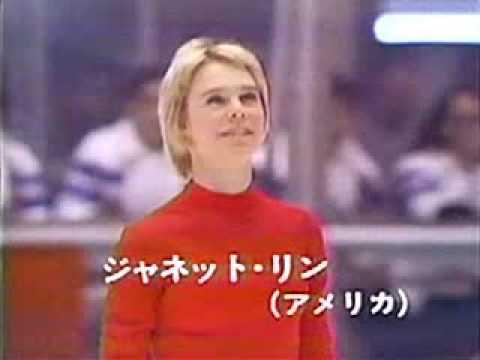 Janet Lynn 1972 Sapporo Olympics - YouTube