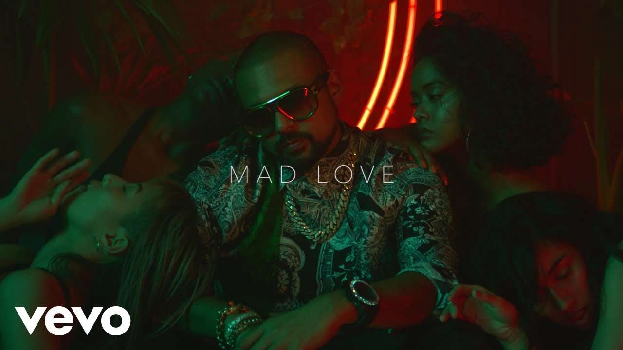 Sean Paul, David Guetta - Mad Love ft. Becky G - YouTube