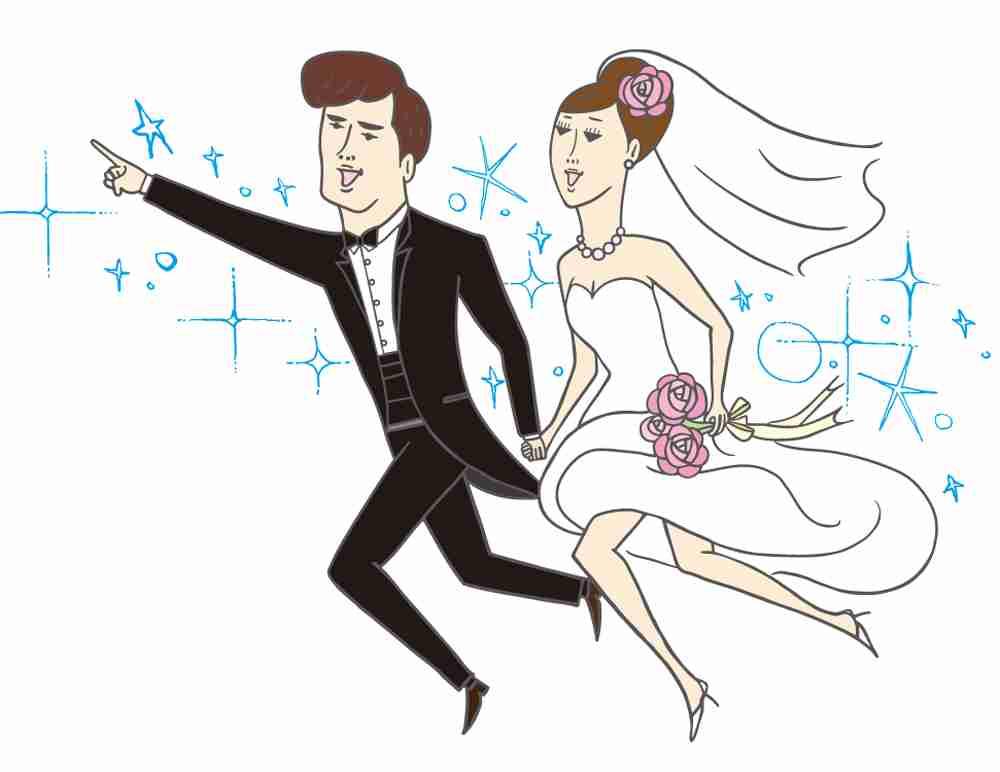 結婚式の二次会