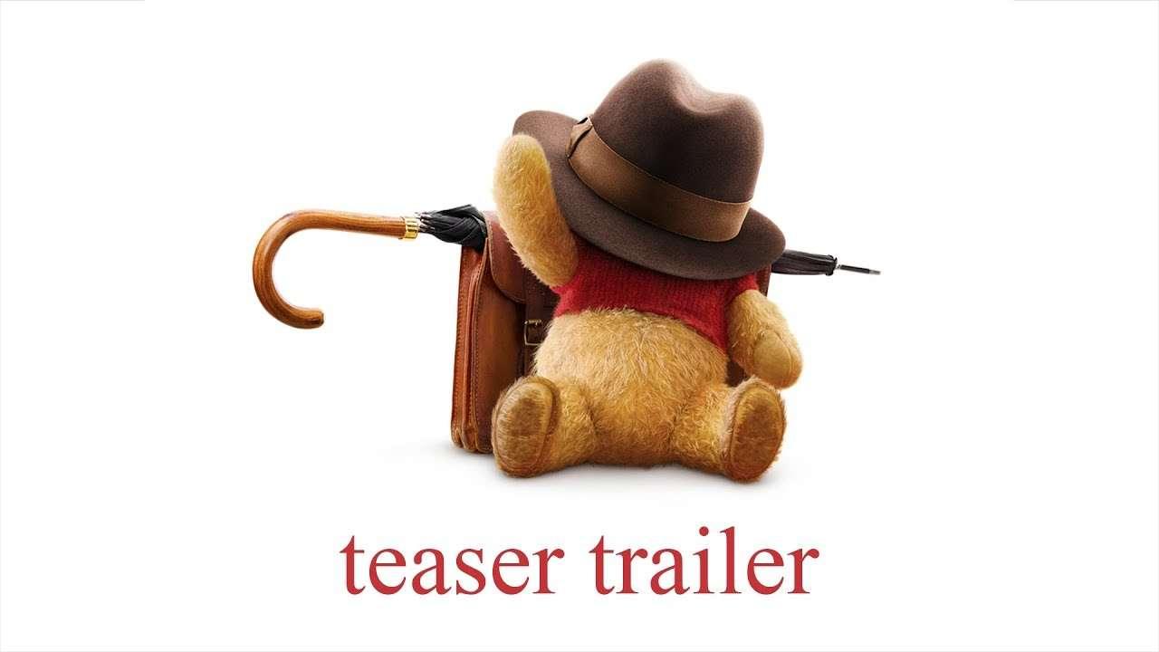 Christopher Robin Official Teaser Trailer - YouTube