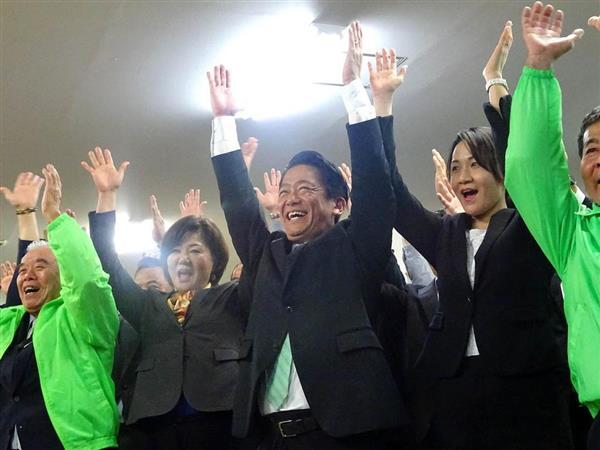 石垣市長選、現職の中山義隆氏が3選 陸自配備計画の是非が最大争点 - 産経ニュース