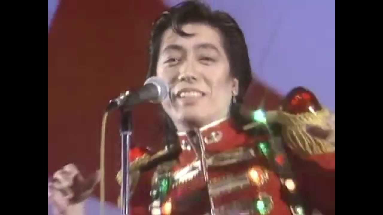 沢田研二 TOKIO (1980) - YouTube