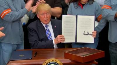 トランプ大統領、600億ドル規模の対中関税を23日までに発表へ(字幕・20日) (ロイター) - Yahoo!ニュース