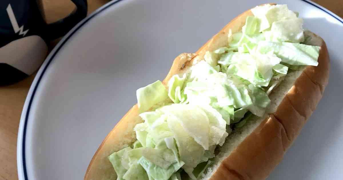 キャベツとポテチのポテチパン!めちゃうま by Ima3 【クックパッド】 簡単おいしいみんなのレシピが285万品