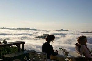 目の前は雲海!北海道トマムの雲海テラスって素敵。 - NAVER まとめ