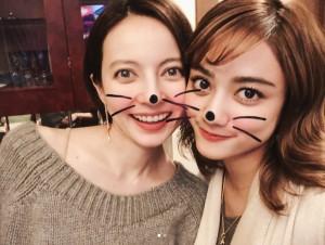 ベッキー&谷まりあ 2ショットに「イッテQでの共演が見たい!」の声(2018年3月26日)|ウーマンエキサイト