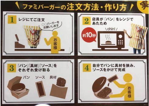 ファミマがハンバーガー市場にロックオン 店頭のファミチキやコロッケを使う「ファミバーガー」を発表