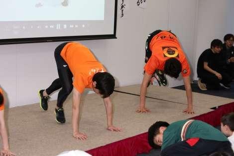 松岡修造が織田信成との名コンビぶり発揮、テニス大坂なおみ選手への激励も