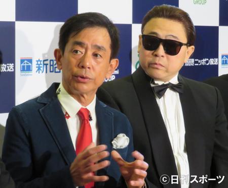 栗田貫一が35周年公演で自虐「ものまねは泥棒」