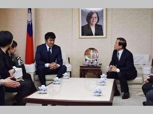 阿部寛、有言実行1千万円を寄付  駐日代表が感謝=台湾東部地震 | 社会 | 中央社フォーカス台湾