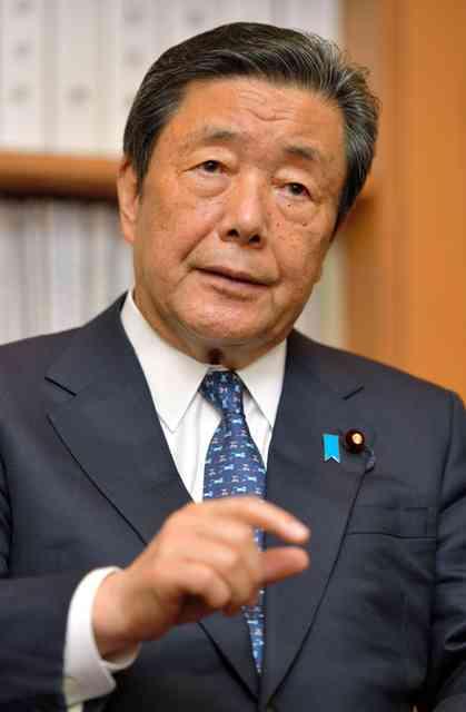 「佐川氏は一般人になった。招致は難しい」自民・森山氏:朝日新聞デジタル