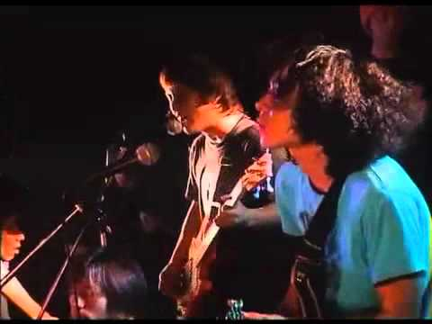 GOING STEADY 銀河鉄道の夜  ライブ - YouTube