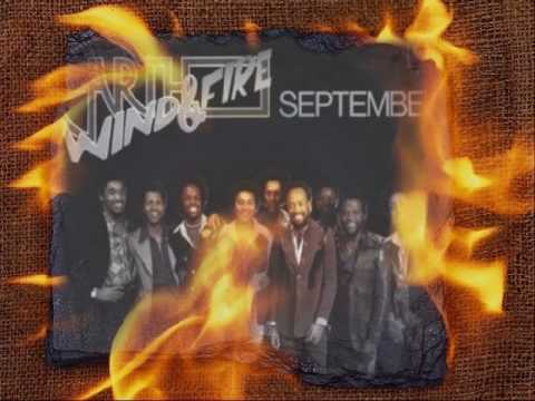 SEPTEMBER  /  Earth,Wind & Fire - YouTube
