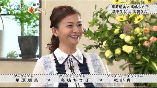 ボクらの時代 高嶋ちさ子×軽部真一×華原朋美 - Dailymotion動画